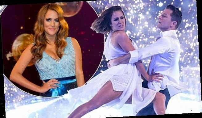 Strictly fans in tears as show pays a moving tribute Caroline Flack