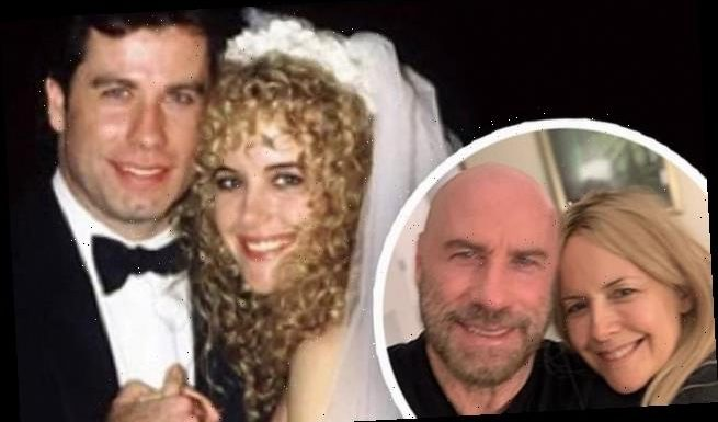 John Travolta wishes late wife Kelly Preston a happy birthday