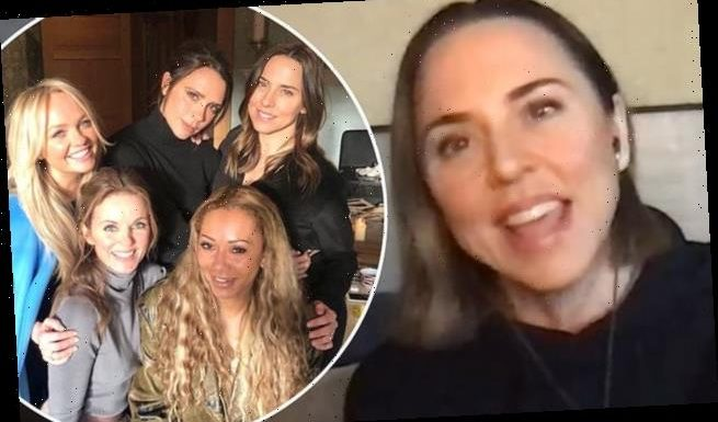 Mel C CONFIRMS Spice Girls reunion could take place next year