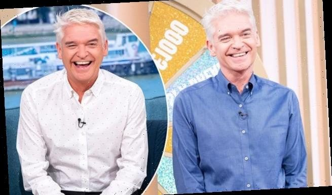 Phillip Schofield: weight plummeted to 9 stone