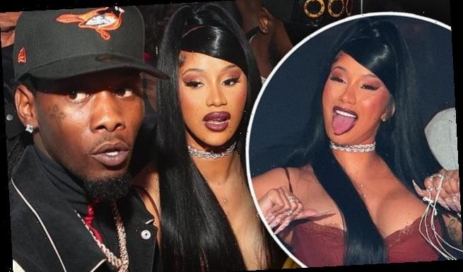 Cardi B confirms she's back together with her husband Offset