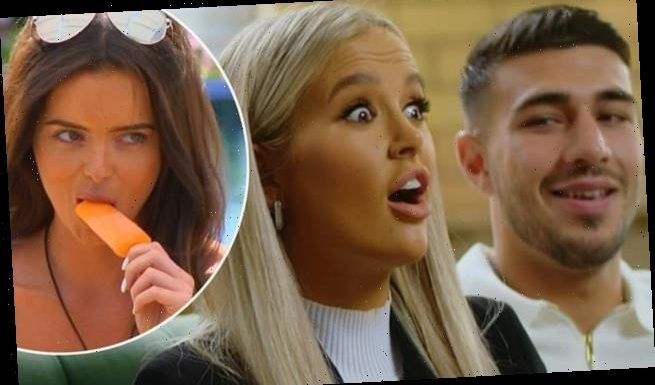 Molly-Mae Hague tells Tommy to stop talking about flirting with Maura