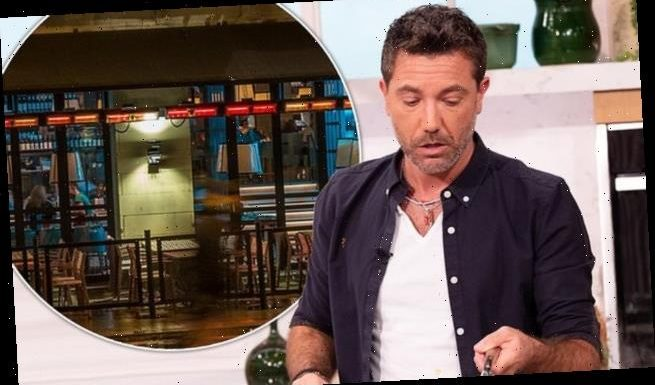 Gino D'Acampo's restaurants bailed out by Iceland boss after losses