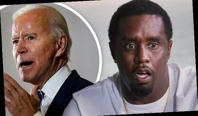 Sean 'Diddy' Combs endorses Biden and launches his own political party
