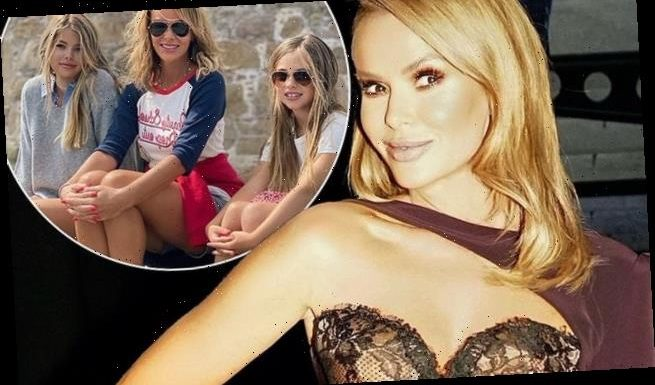 Amanda Holden reveals that she walks around the house NAKED