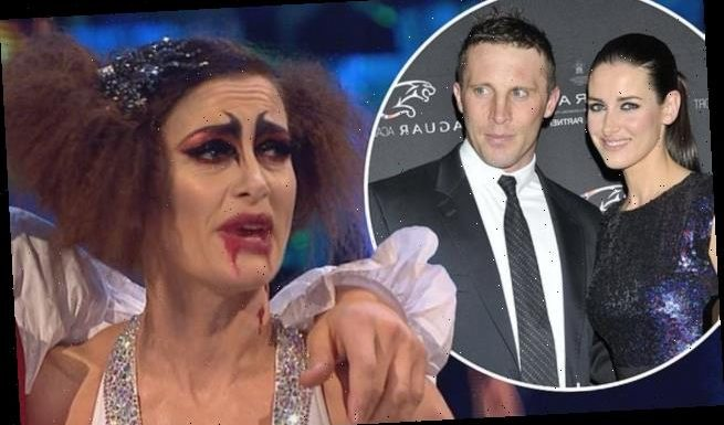 Kirsty Gallacher claims hatred of fancy dress is behind split from ex