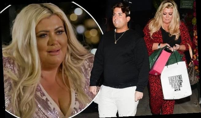 Gemma Collins and ex James Argent 'REUNITE at flirty dinner'