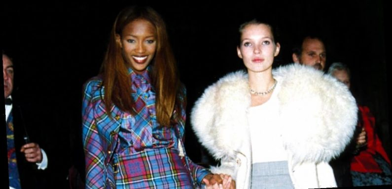 25 Celebrity Fashion Moments That Defined the '90s