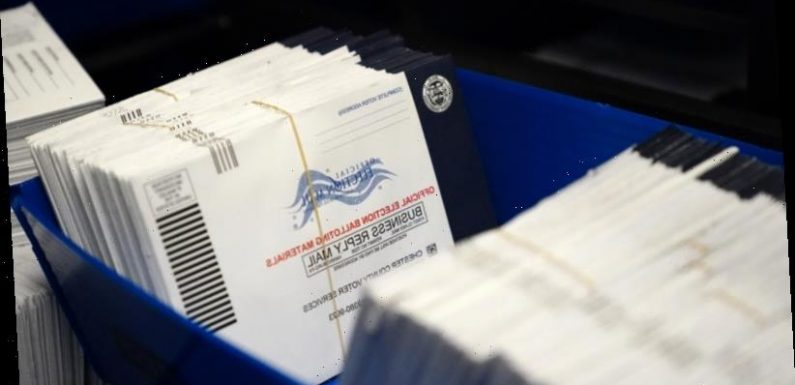 Voters warned not to post their ballots as legal challenges mount