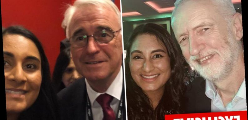 Legal firm trying to block migrant deportation deny they're 'lefty lawyers' despite posing with Jeremy Corbyn