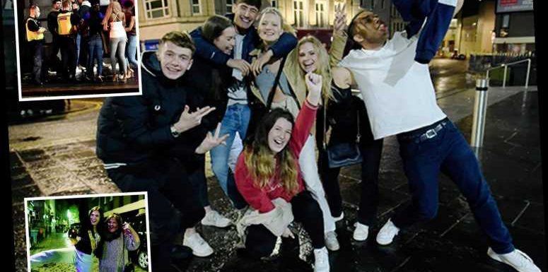 Defiant Geordies lie to get around lockdown rules on meeting friends in the North East saying 'I want to play out'