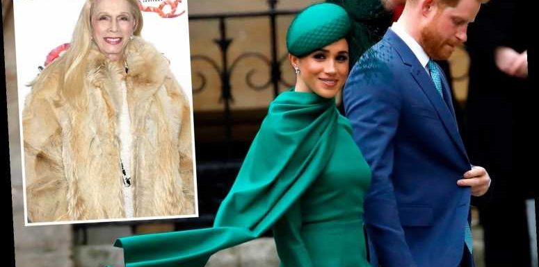 Meghan Markle 'told advisers she wanted to be the most famous person on the planet'