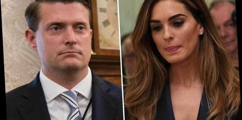 Who is Hope Hicks' ex-boyfriend Rob Porter?