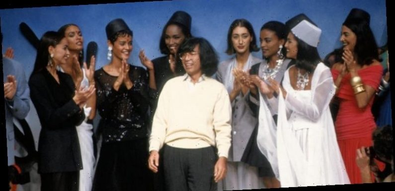 RIP Kenzo Takada: Naomi Campbell and More Remember the Designer