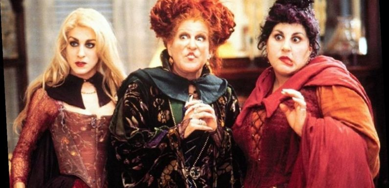 Hocus Pocus 2 release date latest: When is it coming out?