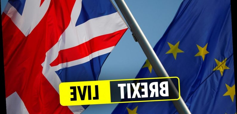 Brexit latest news – MAJOR blow to British car industry even if UK-EU trade deal goes through, documents warn