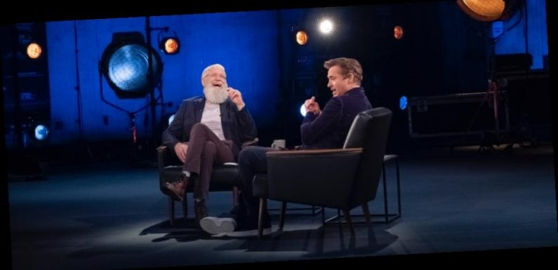 'My Next Guest Needs No Introduction' Season 3 Trailer: Robert Downey Jr., Dave Chappelle, Lizzo, and Kim Kardashian West Sit Down With David Letterman and His Huge Beard