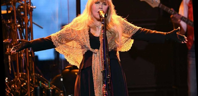 How old is Stevie Nicks and what's her net worth?