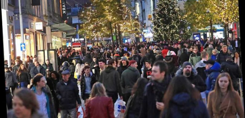 Shoppers urged to start Christmas buying earlier this year to help spread demand