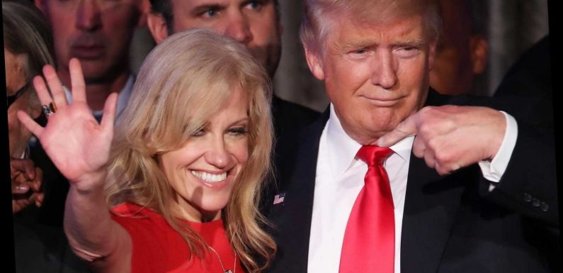 Kellyanne Conway's daughter Claudia reveals mom is 'coughing all around the house' after Trump's covid diagnosis