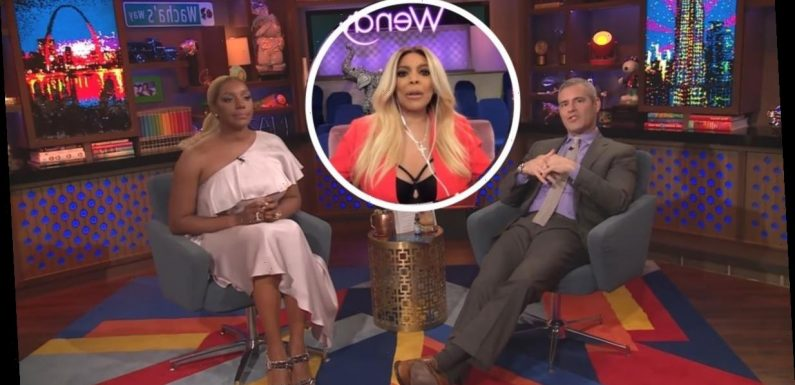 NeNe Leakes takes aim at Andy Cohen and Wendy Williams again, reveals if the talk show host is her friend