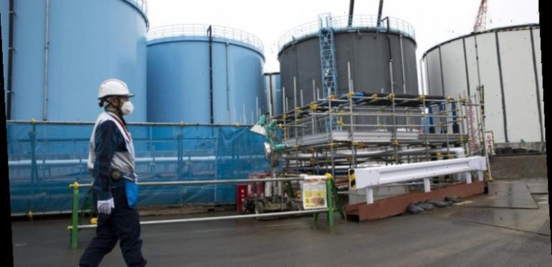 Japan's plan to release water from Fukushima angers fishermen