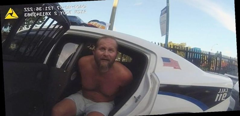 Brad Parscale cried during arrest, told officers his wife won't have sex with him