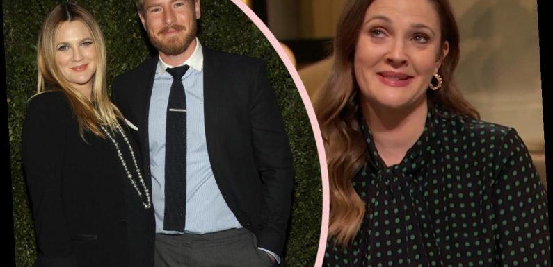 Drew Barrymore Nearly Breaks Down Talking About Her Divorce: 'Something Closed, And It Stayed Closed'