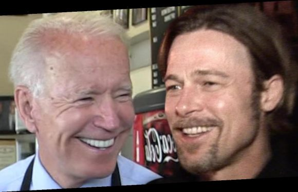 Joe Biden Campaign Ad with Brad Pitt Runs During World Series
