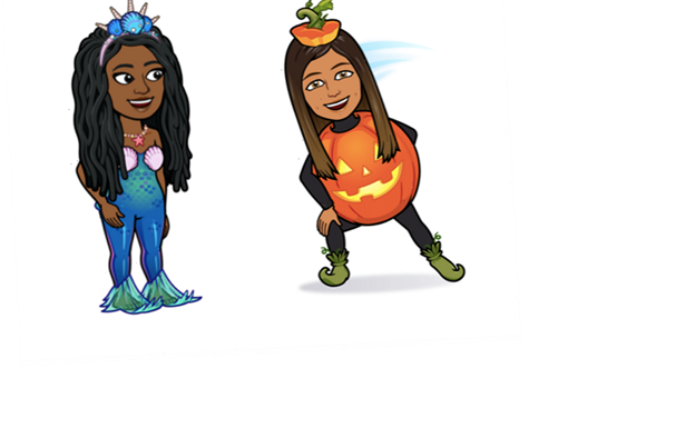 How To Use Halloween Bitmojis On Snap Map For Spooky Updates On Your Friends