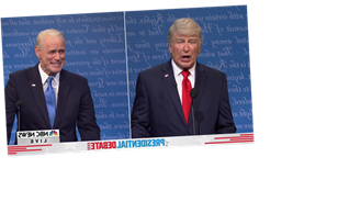 SNL: Alec Baldwin's Trump and Jim Carrey's Biden Go Head-to-Head for Final Presidential Debate
