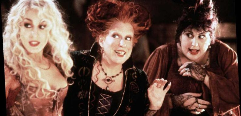 Bette Midler Confirms Hocus Pocus Cast Has Been Asked Back for Sequel: 'All of Us Said Yes'