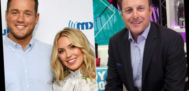 Chris Harrison Addresses 'Unfortunate Situation' Between Cassie Randolph and Colton Underwood