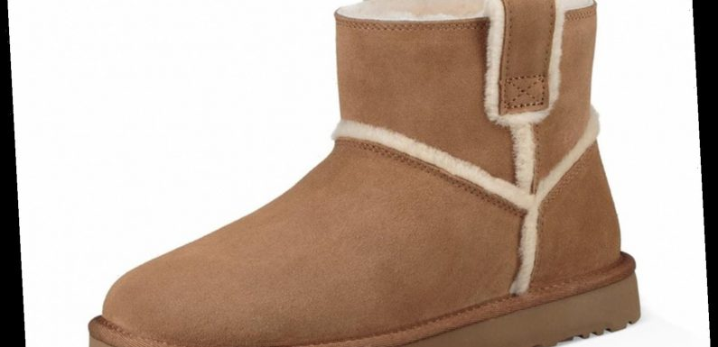 Ugg Boots and Slippers Are Majorly Discounted at This Under-the-Radar Sale