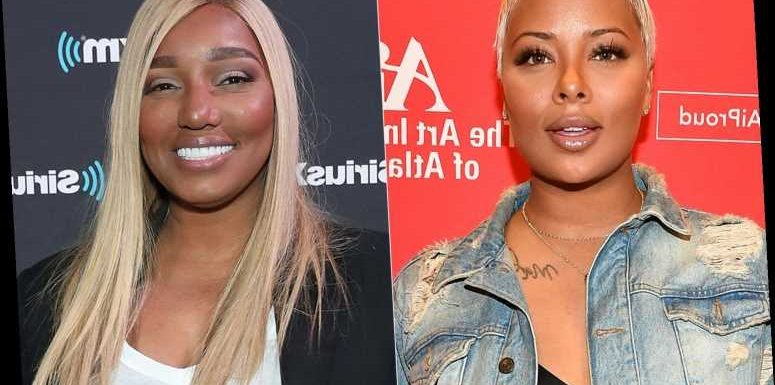 Eva Marcille on Reconciling with Former RHOA Costar NeNe Leakes: 'For Me It's Not That Deep'