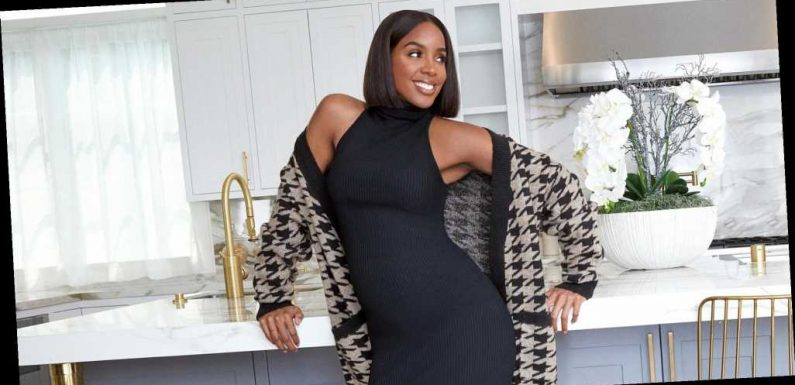 """Kelly Rowland Says She Wants to Dress """"Sexier"""" During Her Second Pregnancy"""
