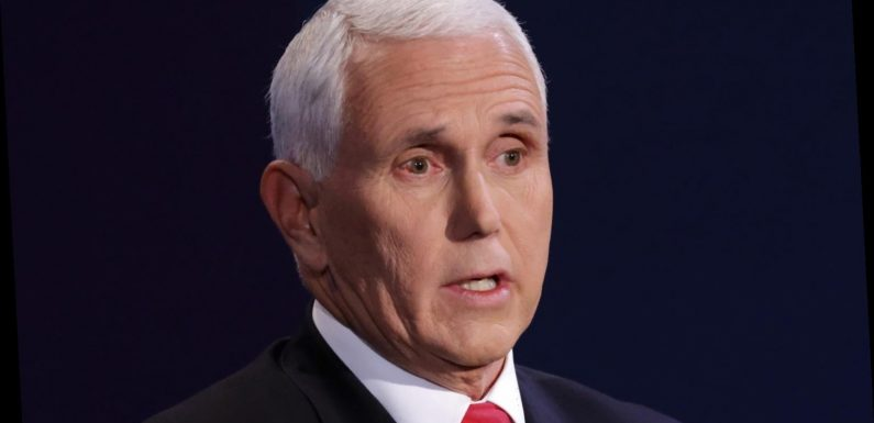 The funniest tweets about the fly in Pence's hair during the VP debate