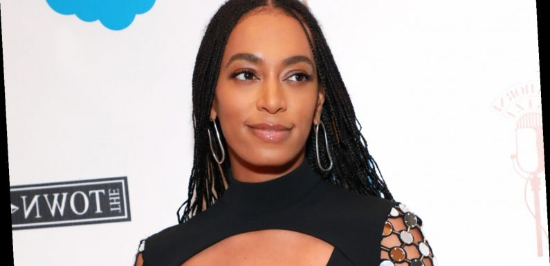 The meaning behind Solange's angel wing tattoos