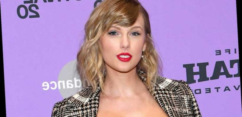 Taylor Swift's CMT Awards look might have more meaning than you realized