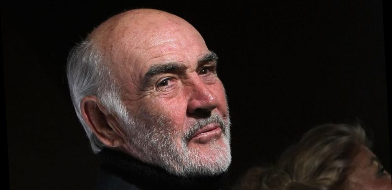 How much was Sean Connery worth when he died?