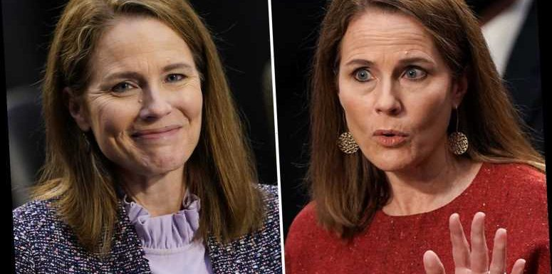 What has Amy Coney Barrett said about gay marriage and the LGBTQ community?