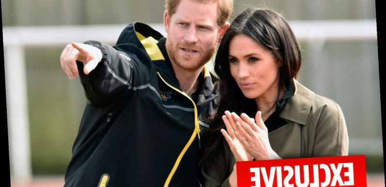 Prince Harry and Meghan Markle warned wild bear spotted prowling near their £11million California mansion