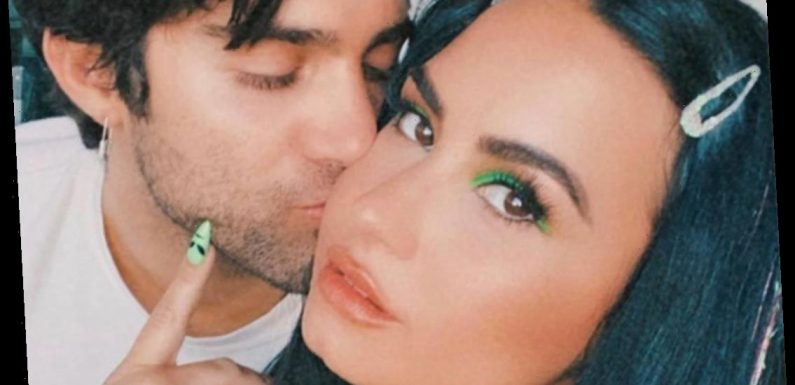 "Max Ehrich Drops New Song ""Afraid"" After Demi Lovato Breakup"