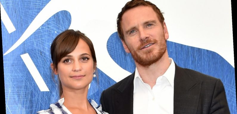 Alicia Vikander Reveals the Big Suprise That Michael Fassbender Pulled Off for Her Birthday!