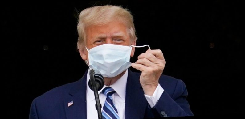 Trump claims he is now immune to the coronavirus and has 'a protective glow' — but the science is not that simple