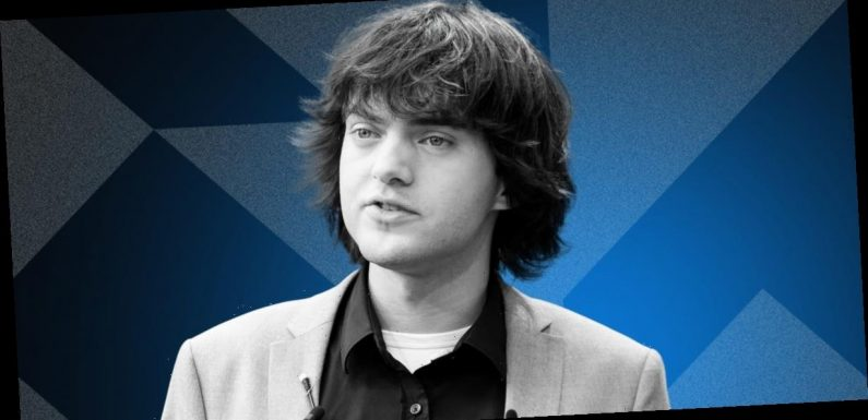 Boyan Slat, founder of The Ocean Cleanup, to speak at the Business Insider Global Trends Festival 2020