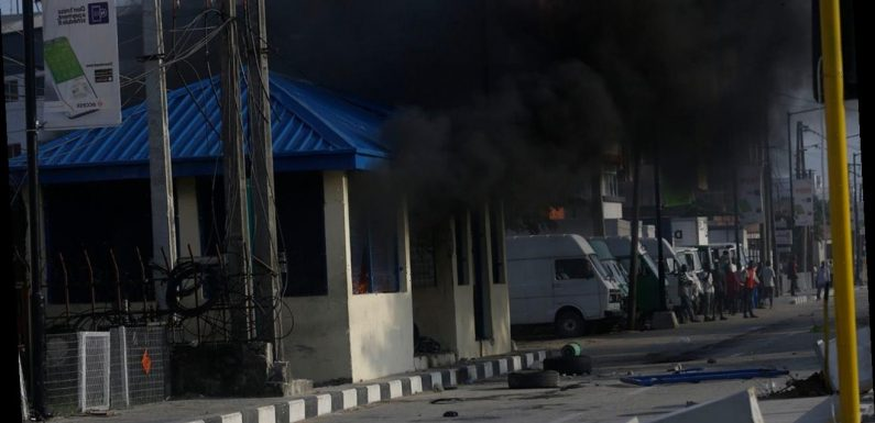 Nigerian police open fire on demonstrators amid 12 days of anti-police brutality protests: report