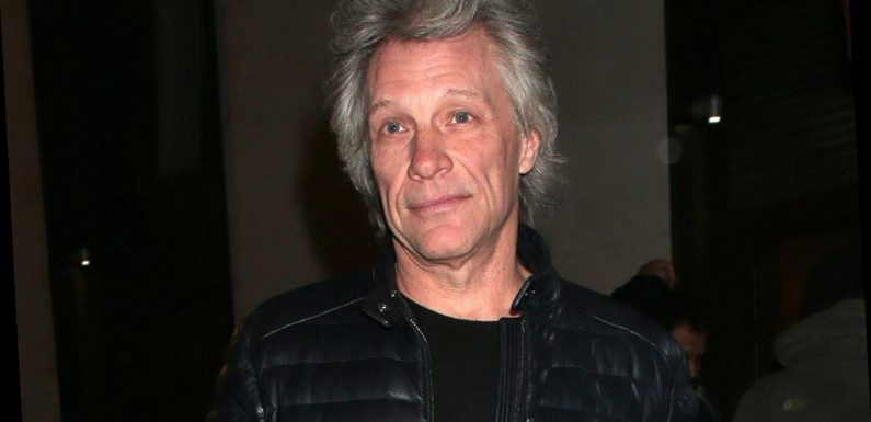 Jon Bon Jovi says he's the 'poster boy' for white privilege following release of George Floyd-inspired song