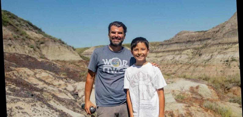 12-year-old boy makes 'significant' dinosaur discovery