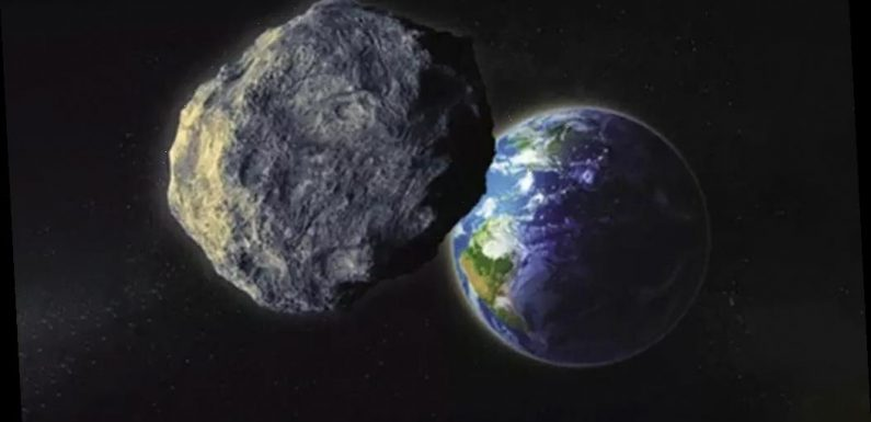 Big Ben-sized asteroid to fly past Earth this week